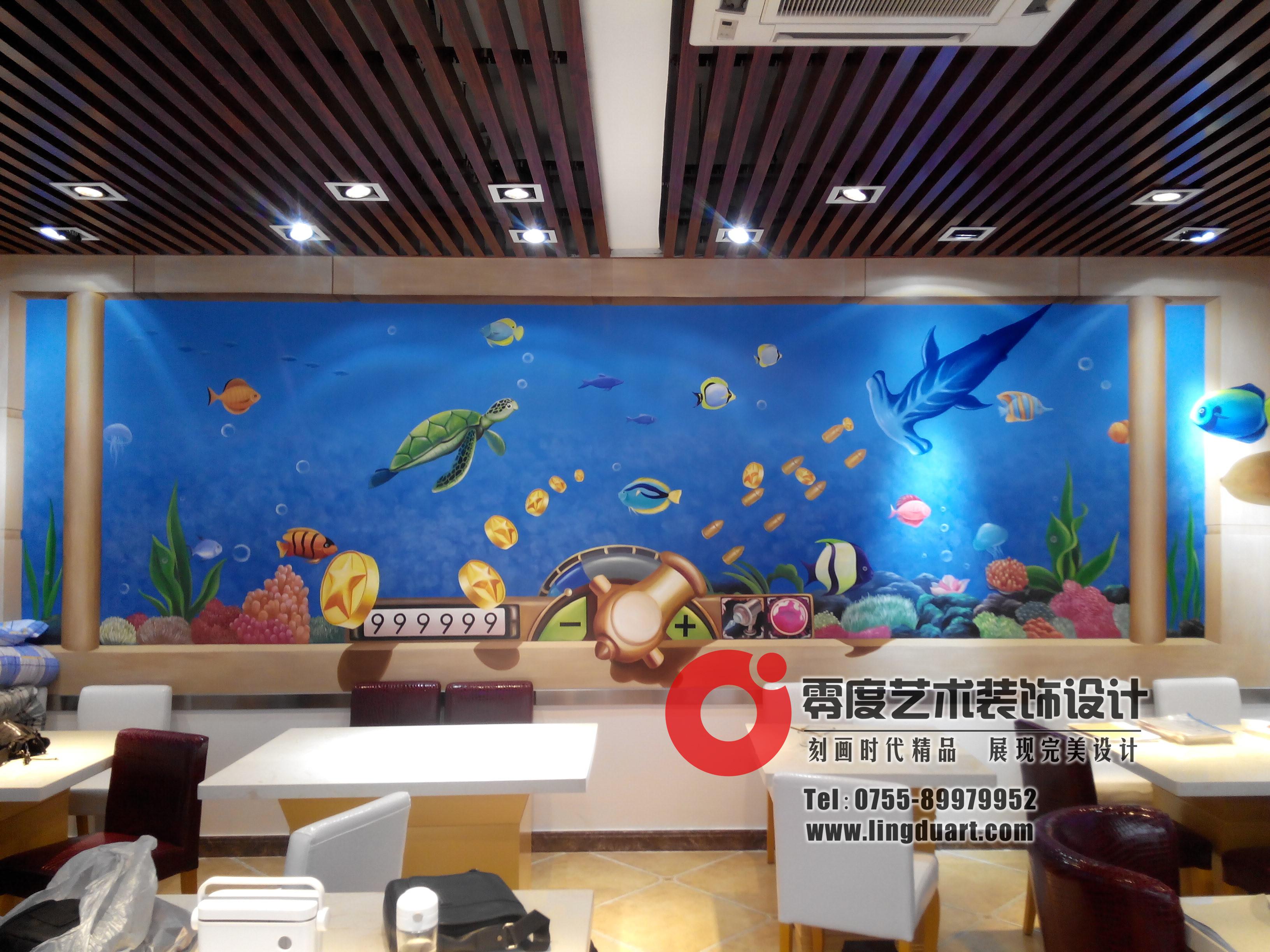 墙绘彩绘公司排名