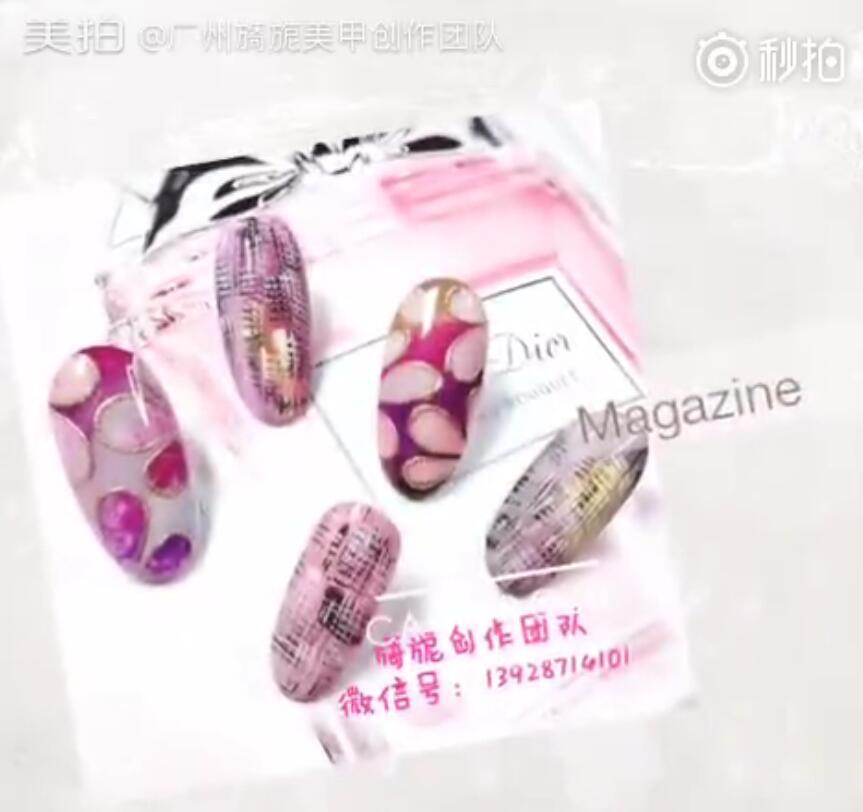 广州美甲培训学校告诉你美甲行业的趋势!