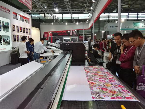 数码印花机,更低的成本,更高的效率