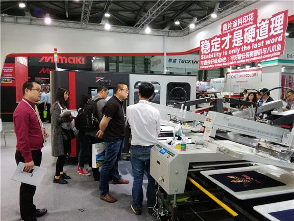 数码印花机为什么要选全印数码的?