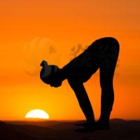 长沙瑜伽教练告诉你练瑜伽能出来的好身材!