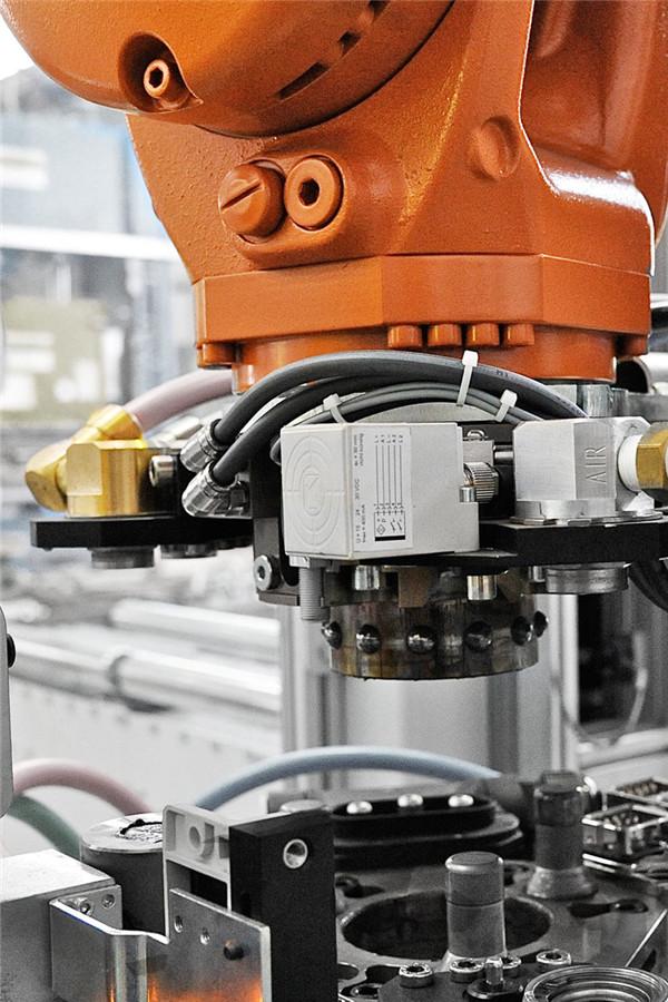 机器视觉定位系统,让生产更智能化
