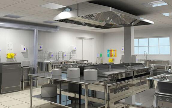 深圳厨房设备之厨房设备清洗3个小窍门