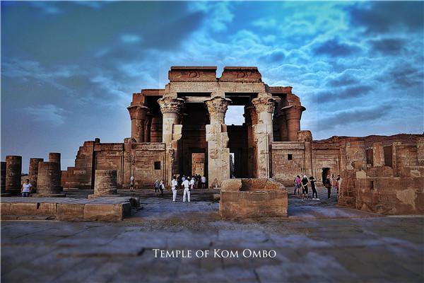 狮身人面像 太阳历 木乃伊 你想看的康翁波神庙都有!