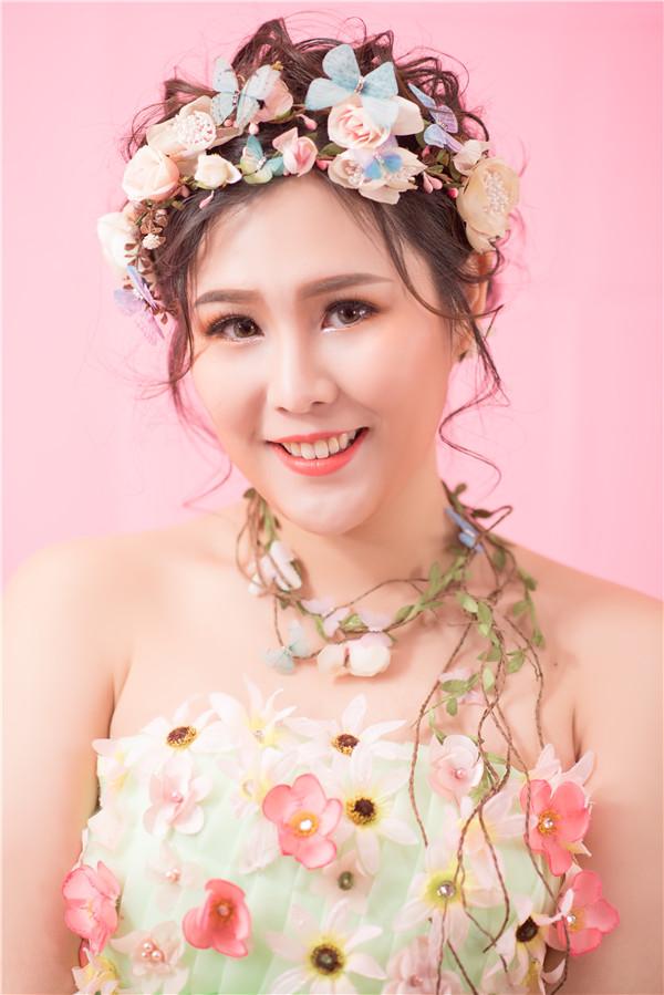 化妆学校告诉你韩式妆容的画法!
