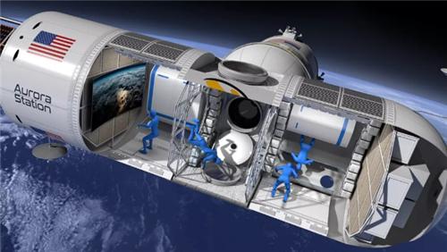 帝国金业:你咋不上天呢?全球首家太空酒店2022年真的来了!