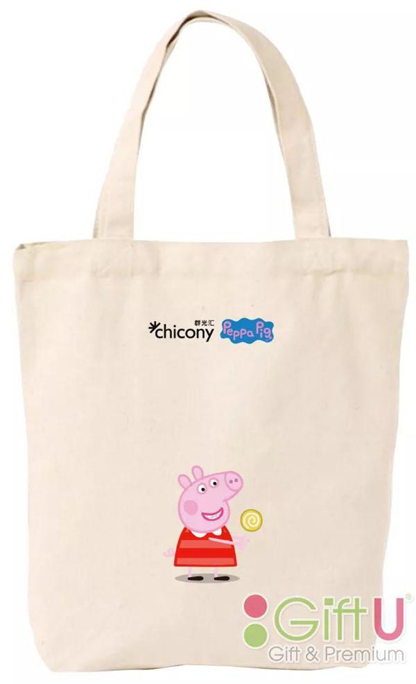 小猪佩奇环保袋